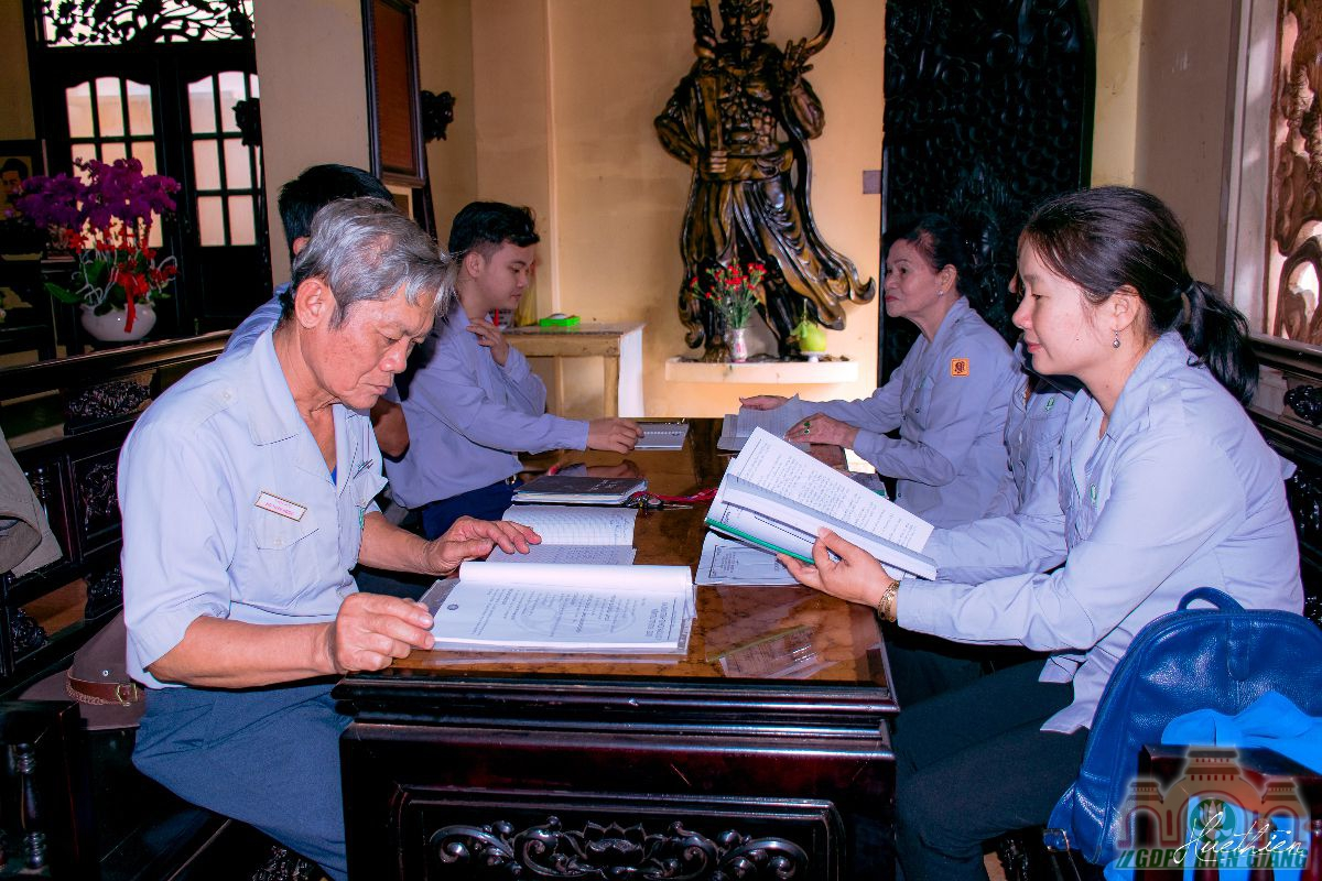 Buoi Hoc Dau Nam Ky Hoi Cac Lop Tu Hoc Huynh Truong 19