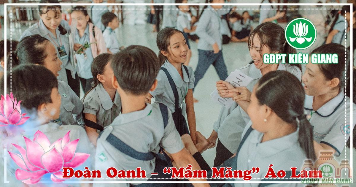 Doan Oanh Mam Mang Ao Lam 2
