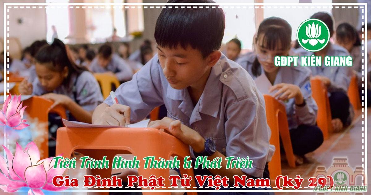 Tien Trinh Hinh Thanh Va Phat Trien Gia Dinh Phat Tu Viet Nam Bai 29 2