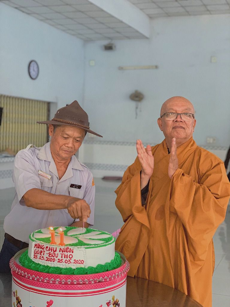 Gdpt Buu Tho To Chuc Chu Nien 11 Ki Niem 11 Nam Chinh Thuc Duoc Cong Nhan 25 3 2009 25 3 2020 03