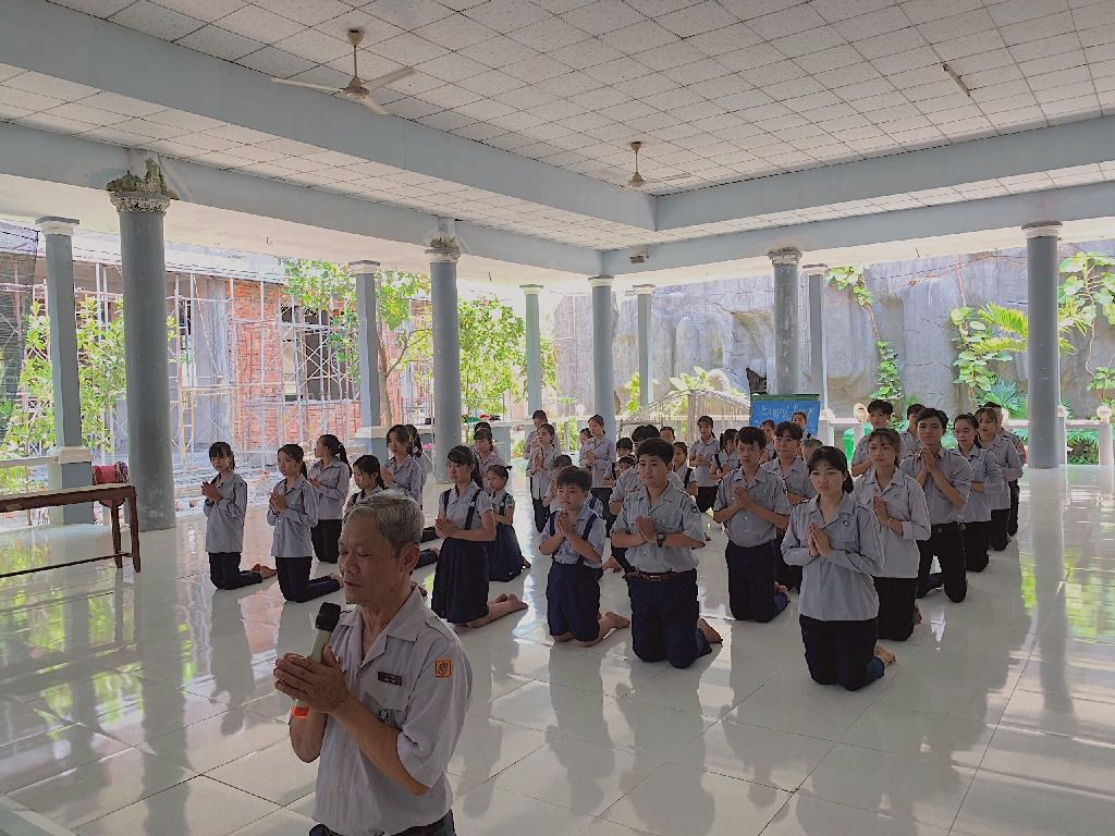 Gdpt Buu Tho To Chuc Chu Nien 11 Ki Niem 11 Nam Chinh Thuc Duoc Cong Nhan 25 3 2009 25 3 2020 05