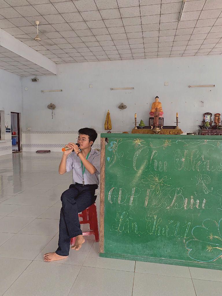 Gdpt Buu Tho To Chuc Chu Nien 11 Ki Niem 11 Nam Chinh Thuc Duoc Cong Nhan 25 3 2009 25 3 2020 08