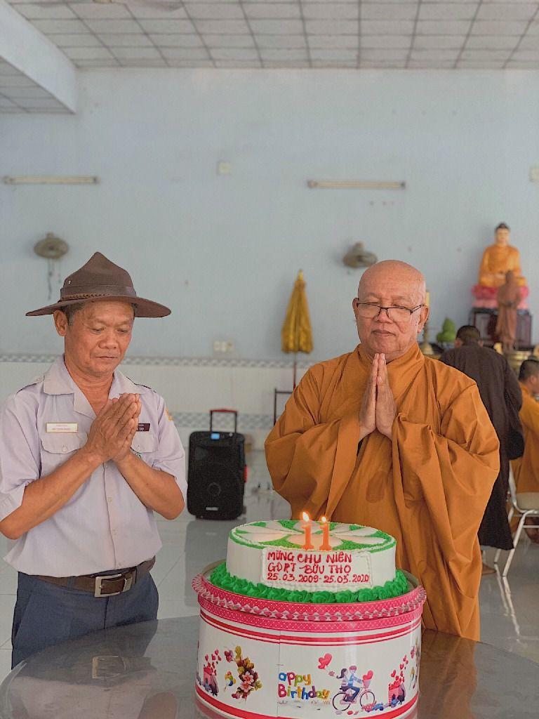 Gdpt Buu Tho To Chuc Chu Nien 11 Ki Niem 11 Nam Chinh Thuc Duoc Cong Nhan 25 3 2009 25 3 2020 49