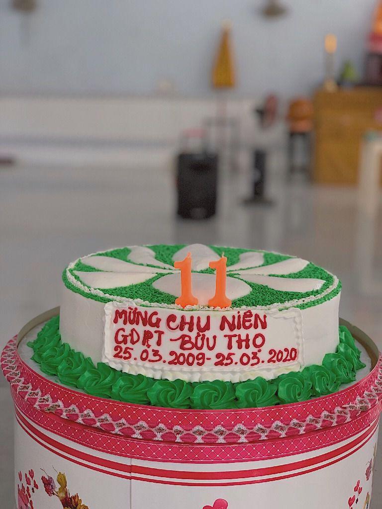 Gdpt Buu Tho To Chuc Chu Nien 11 Ki Niem 11 Nam Chinh Thuc Duoc Cong Nhan 25 3 2009 25 3 2020 52