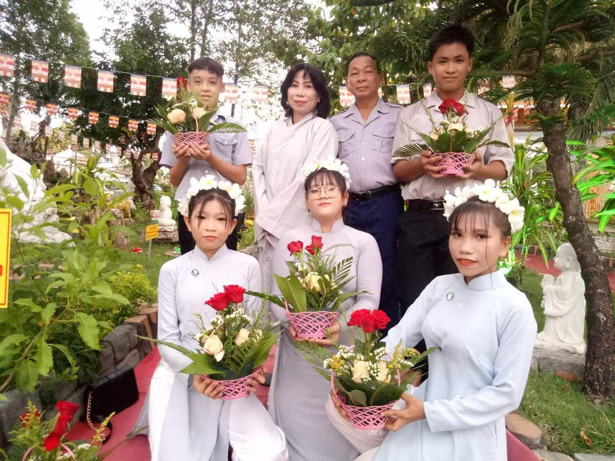 Le Phat Dan 2564 Cua Gdpt Tam Bao Ha Tien 01
