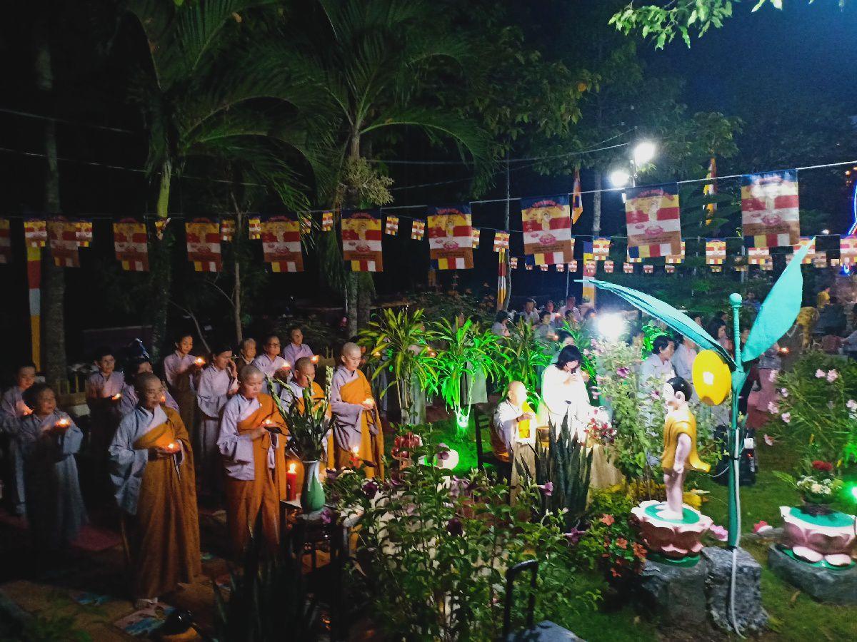 Le Phat Dan 2564 Cua Gdpt Tam Bao Ha Tien 13