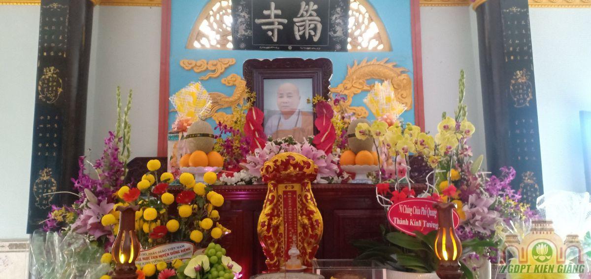 Hoai Niem An Su Le Dai Tuong Co Ni Truong Thich Nu Nhu Hai 01