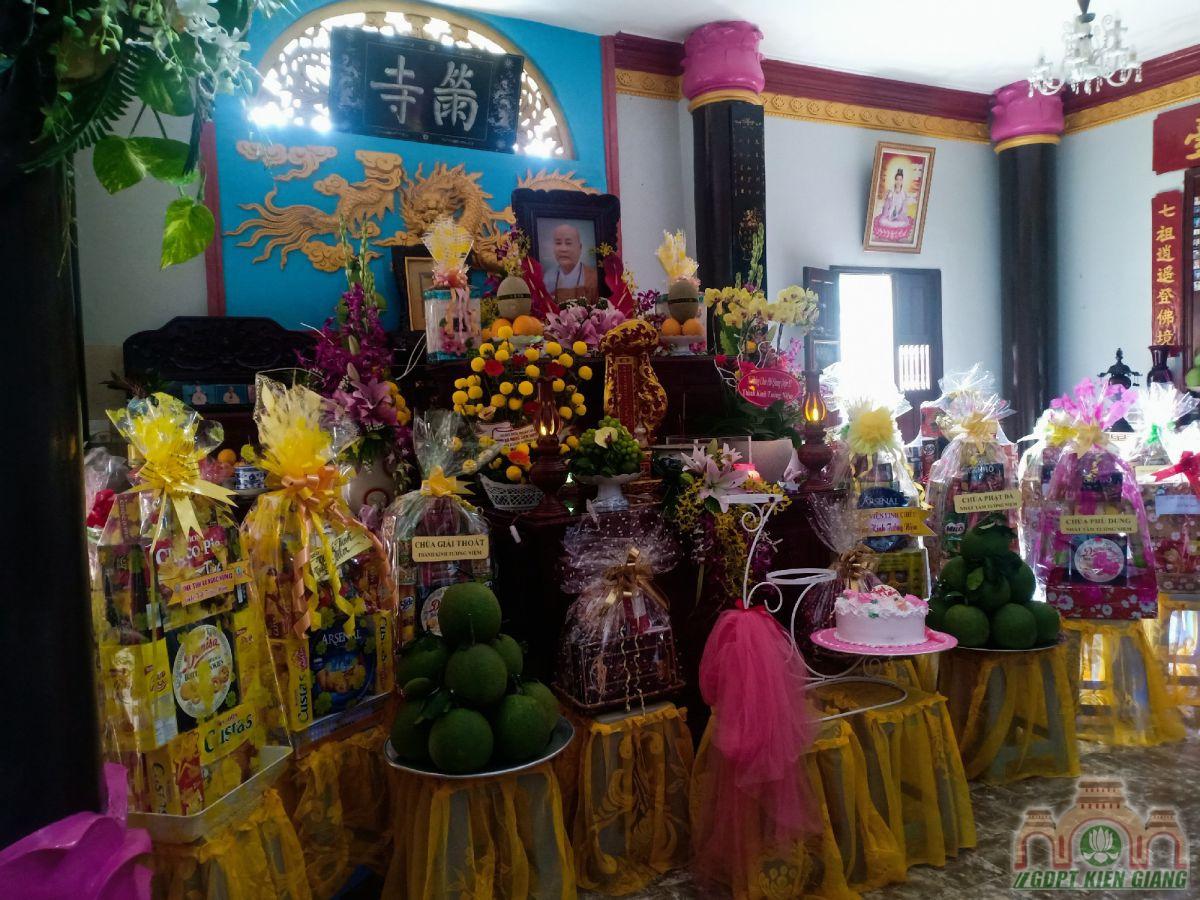 Hoai Niem An Su Le Dai Tuong Co Ni Truong Thich Nu Nhu Hai 03