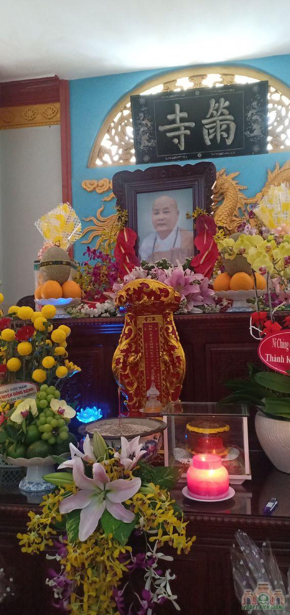 Hoai Niem An Su Le Dai Tuong Co Ni Truong Thich Nu Nhu Hai 04