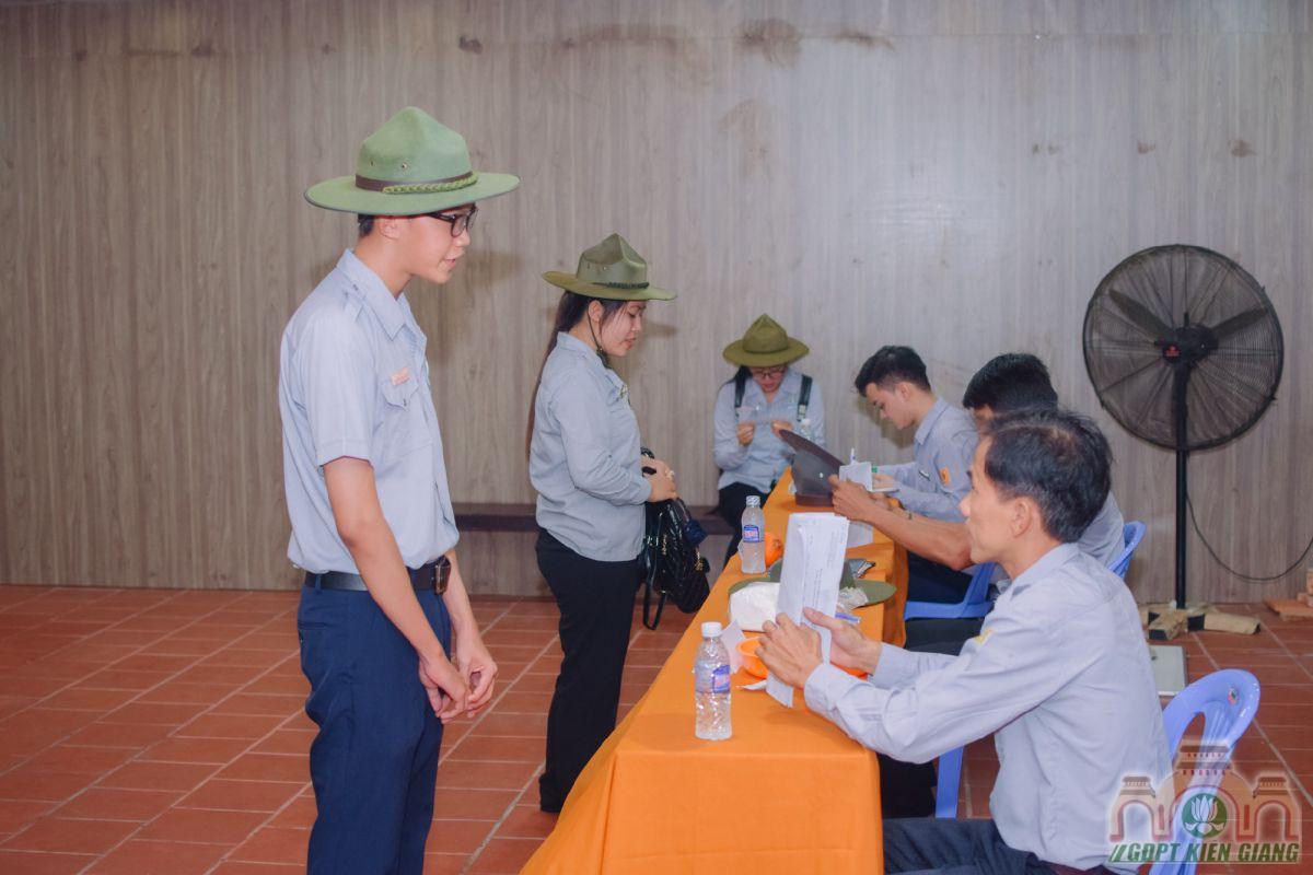 Phan Ban Gdpt Kien Giang To Chuc Ky Thi Ket Khoa Kien Tri Dinh 12