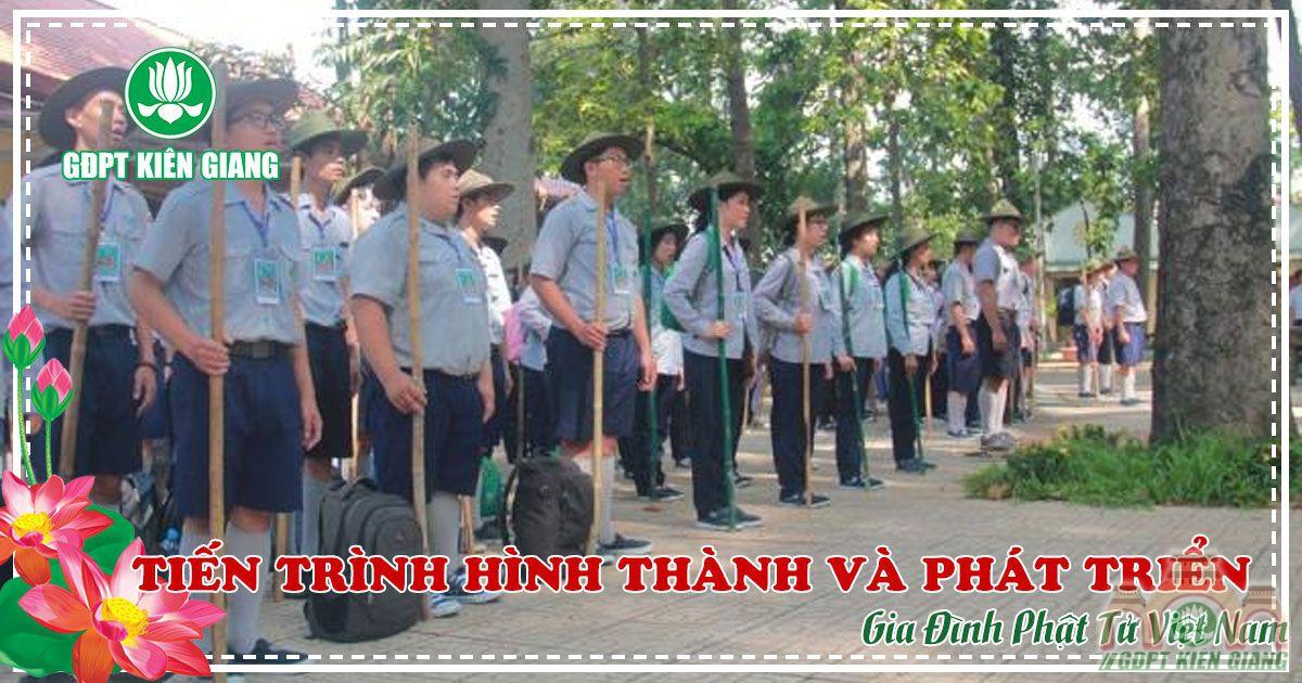 Tien Trinh Hinh Thanh Va Phat Trien Gia Dinh Phat Tu Viet Nam Bai 34 B