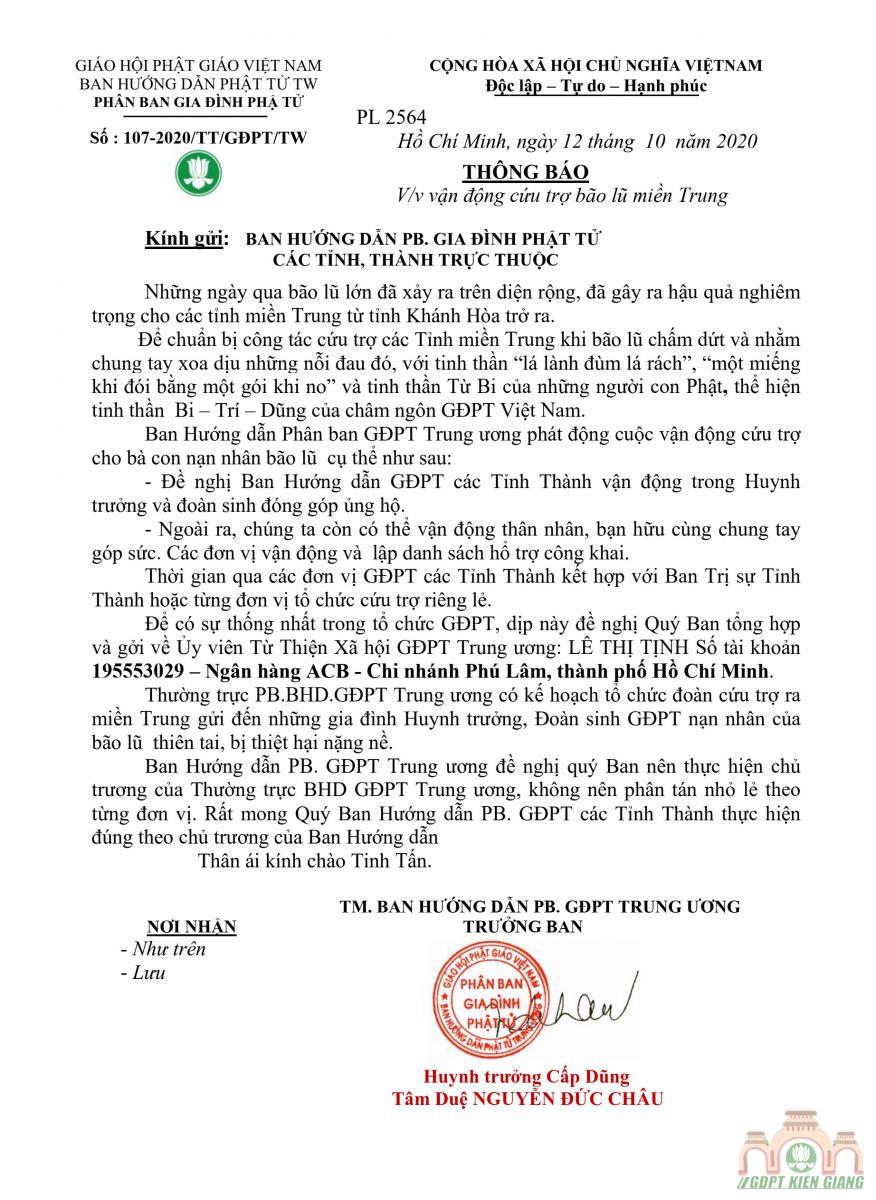Thong Bao Cuu Tro
