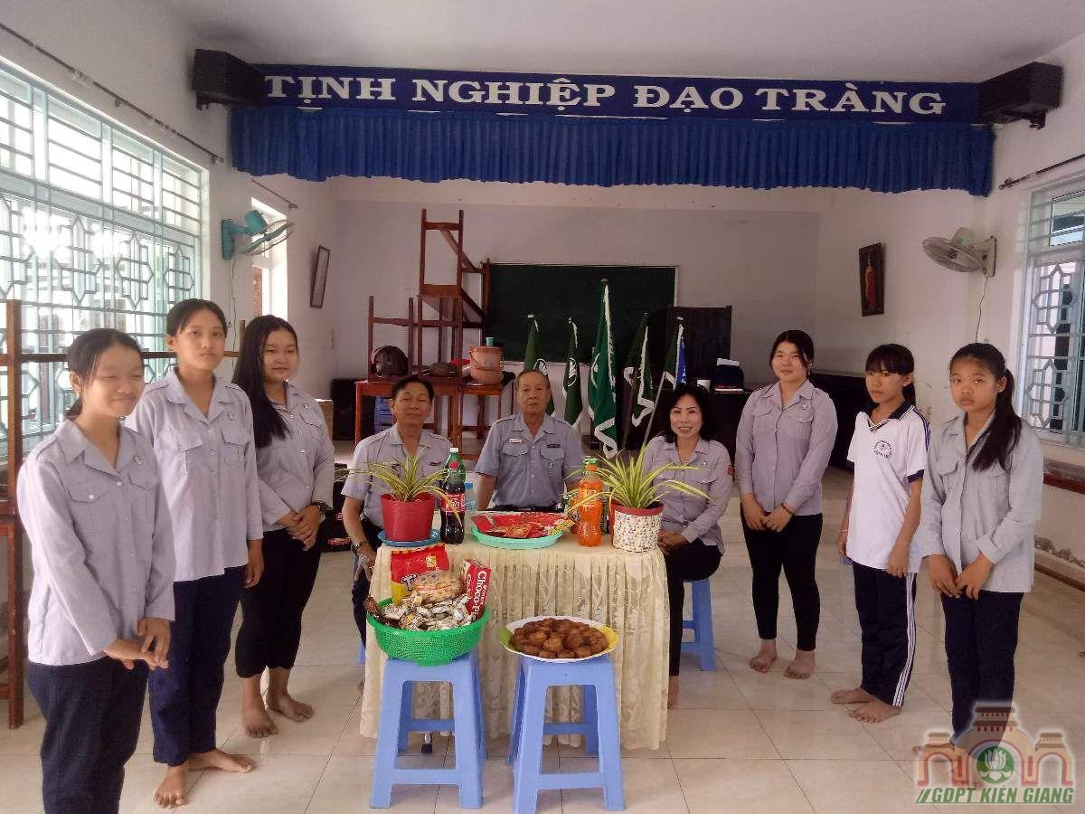 Buoi Sinh Hoat Dau Xuan Tan Suu 2021 Cua Gdpt Tam Bao Ha Tien 03