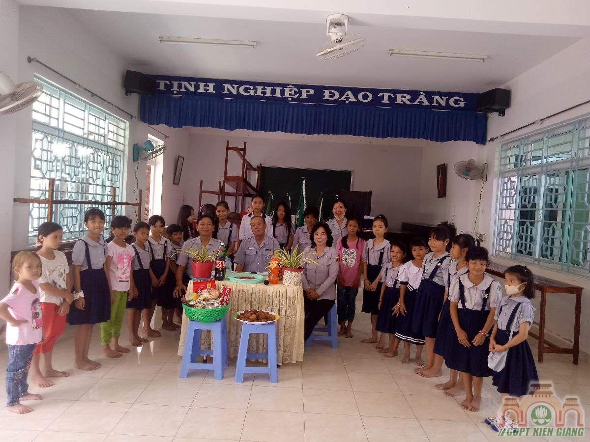Buoi Sinh Hoat Dau Xuan Tan Suu 2021 Cua Gdpt Tam Bao Ha Tien 05