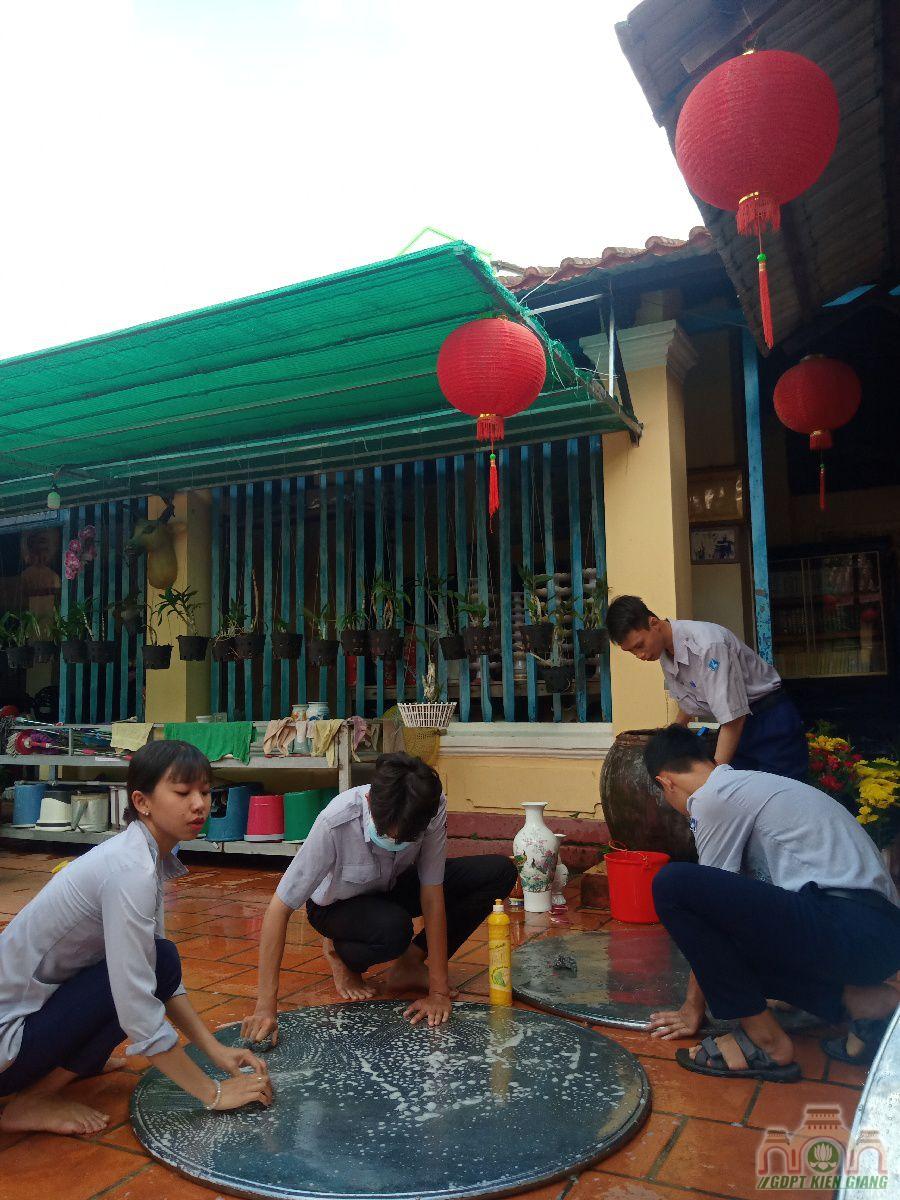 Buoi Sinh Hoat Dau Nam 2021 Cua Gdpt Tam Bao Rach Gia 04