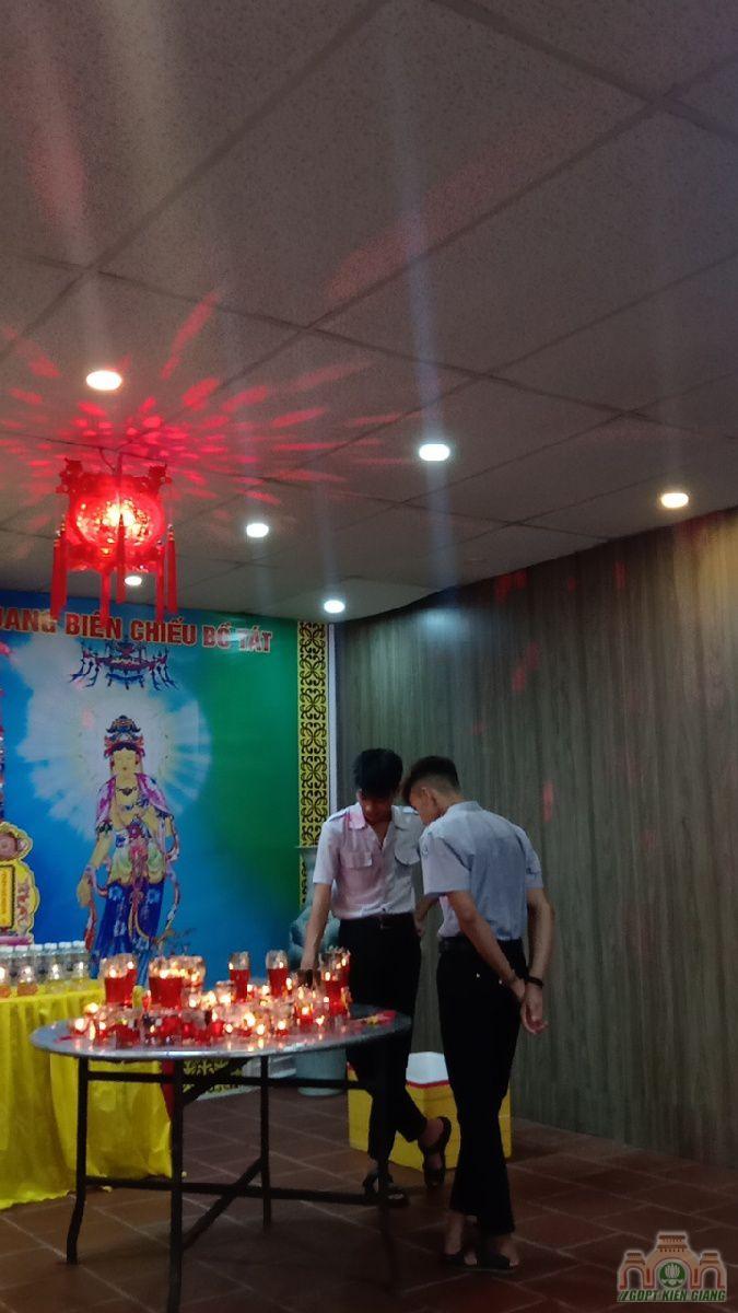 Buoi Sinh Hoat Dau Nam 2021 Cua Gdpt Tam Bao Rach Gia 05