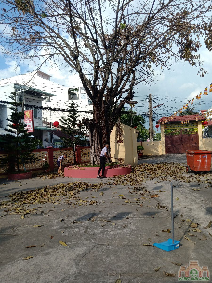 Buoi Sinh Hoat Dau Nam 2021 Cua Gdpt Tam Bao Rach Gia 06