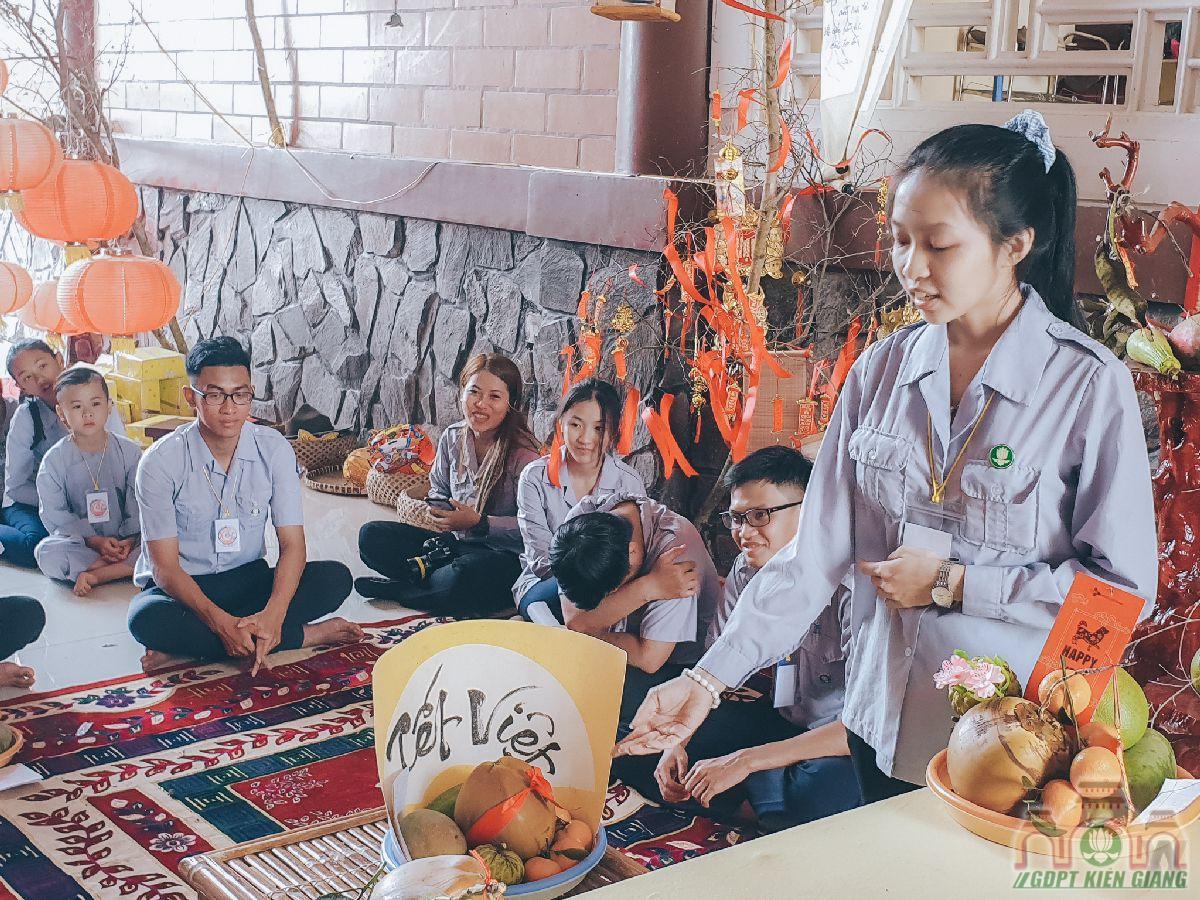 Gdpt Buu Son Va Gdpt Phuoc Thanh To Chuc Trai Xuan Cat Tuong 13