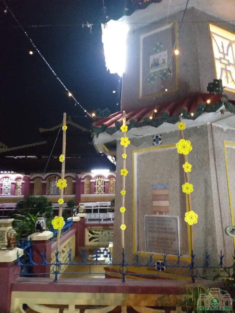 Gia Dinh Phat Tu Tam Bao Thuc Hien Cong Trinh Don Tet Tan Suu 2021 06
