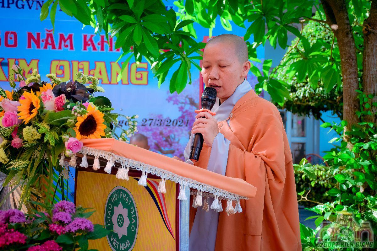 Le Ky Niem 50 Nam Thanh Lap Chua Kim Quang 09