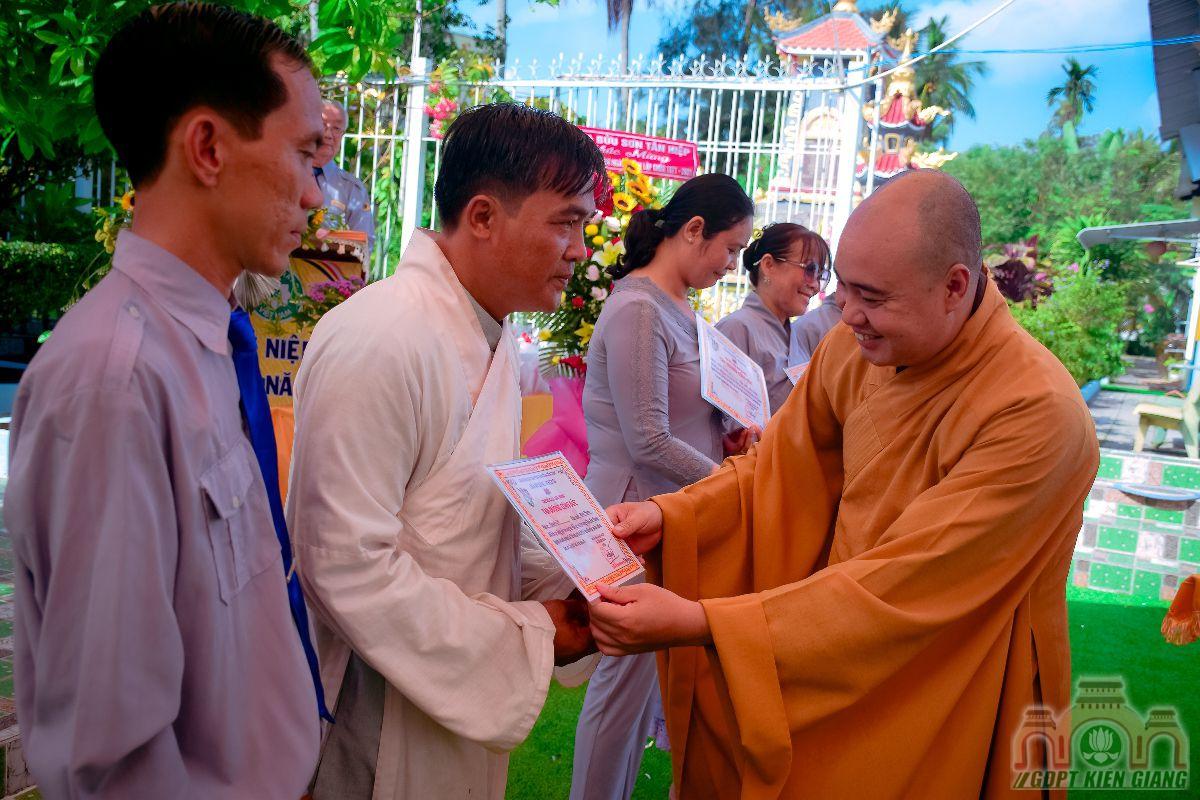 Le Ky Niem 50 Nam Thanh Lap Chua Kim Quang 12