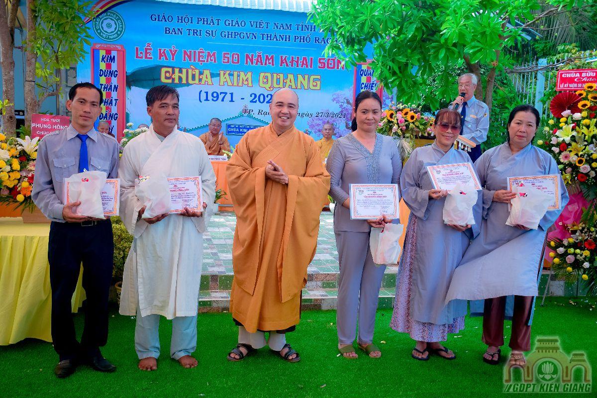 Le Ky Niem 50 Nam Thanh Lap Chua Kim Quang 13