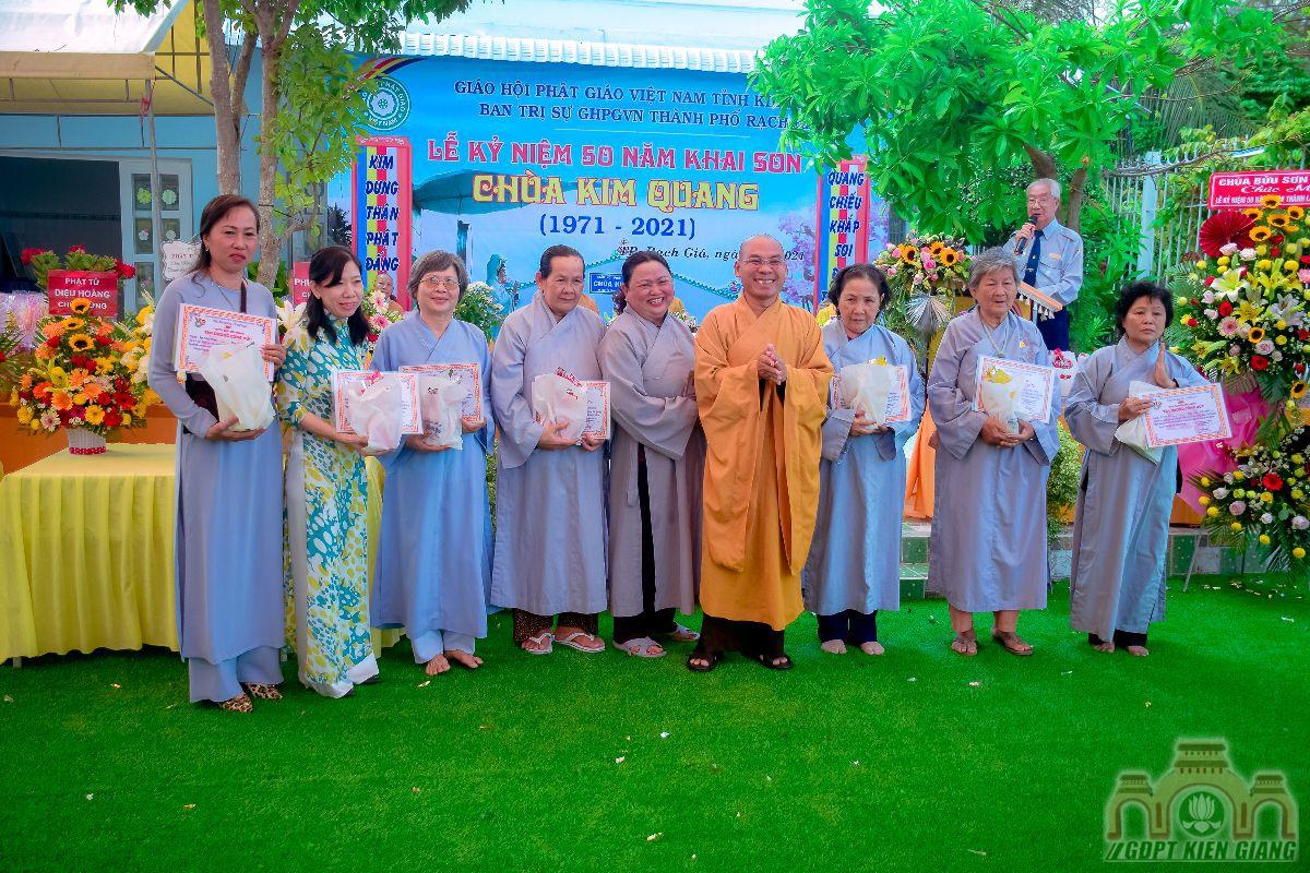 Le Ky Niem 50 Nam Thanh Lap Chua Kim Quang 15