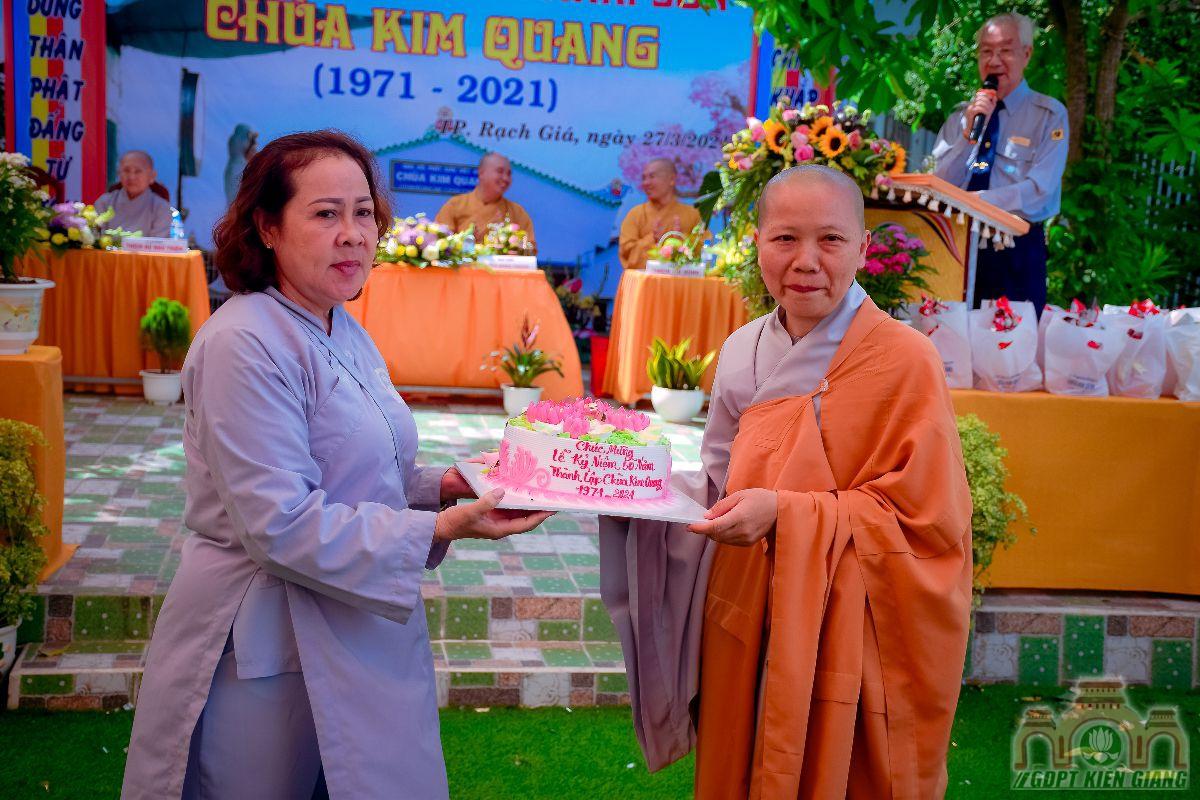 Le Ky Niem 50 Nam Thanh Lap Chua Kim Quang 18