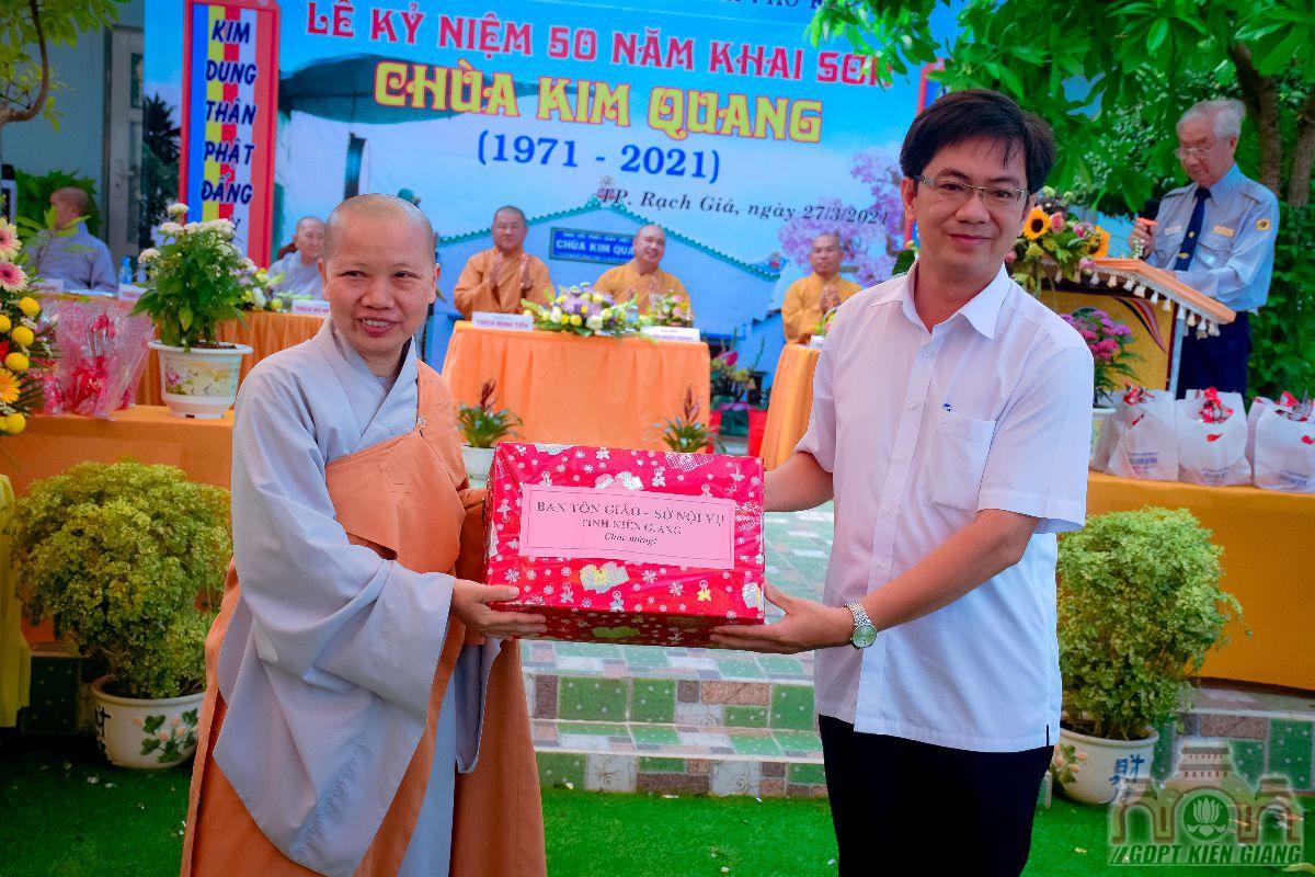 Le Ky Niem 50 Nam Thanh Lap Chua Kim Quang 19