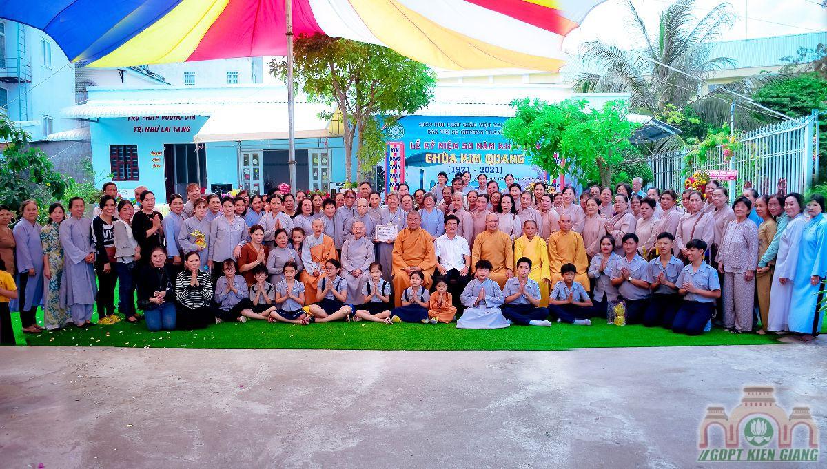 Le Ky Niem 50 Nam Thanh Lap Chua Kim Quang 28
