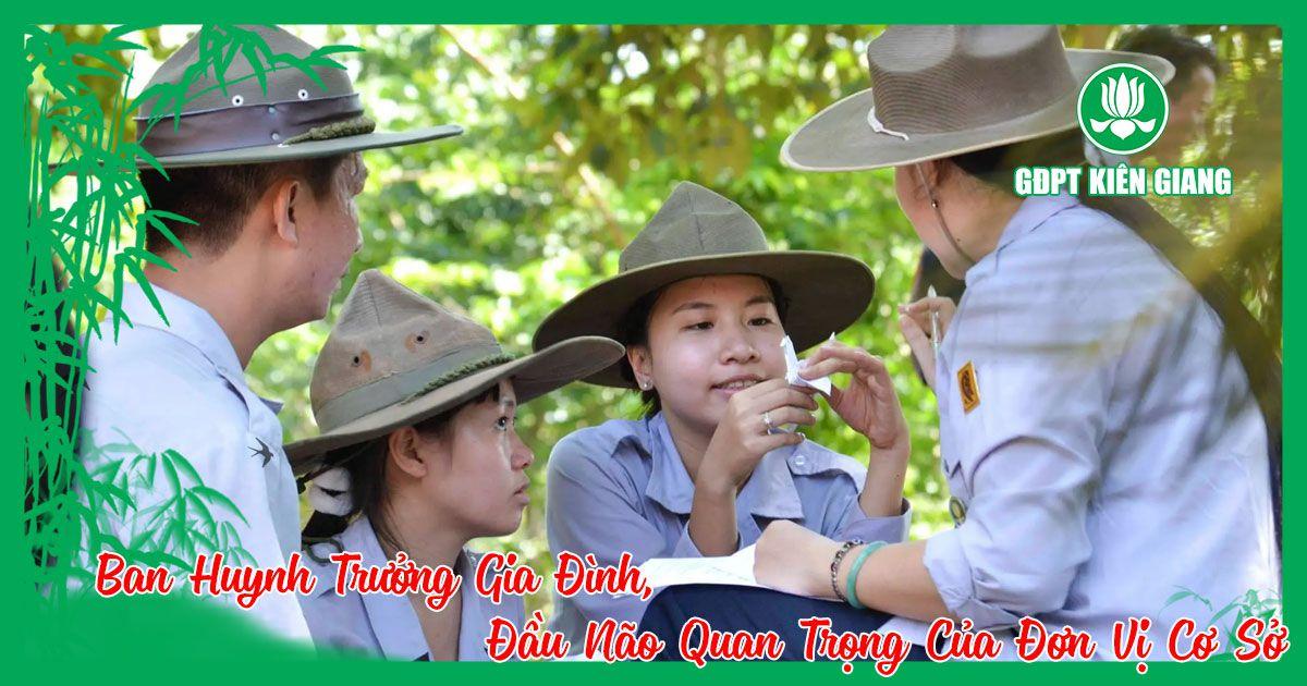 Ban Huynh Truong Gia Dinh Dau Nao Quan Trong Cua Don Vi Co So 2
