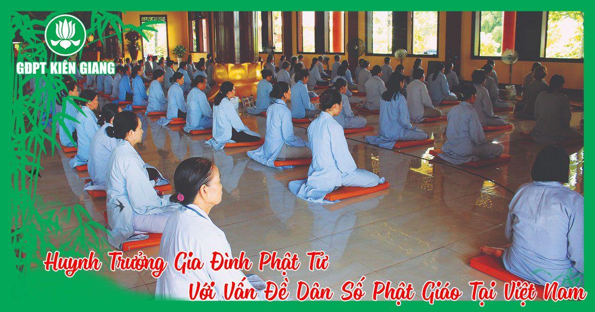 Huynh Truong Gia Dinh Phat Tu Voi Van De Dan So Phat Giao Tai Viet Nam 2